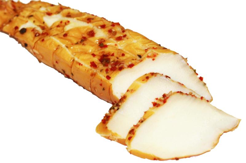 Кальмар филе со специями горячего копчения ГАЗ фикс. вес 300гр Image