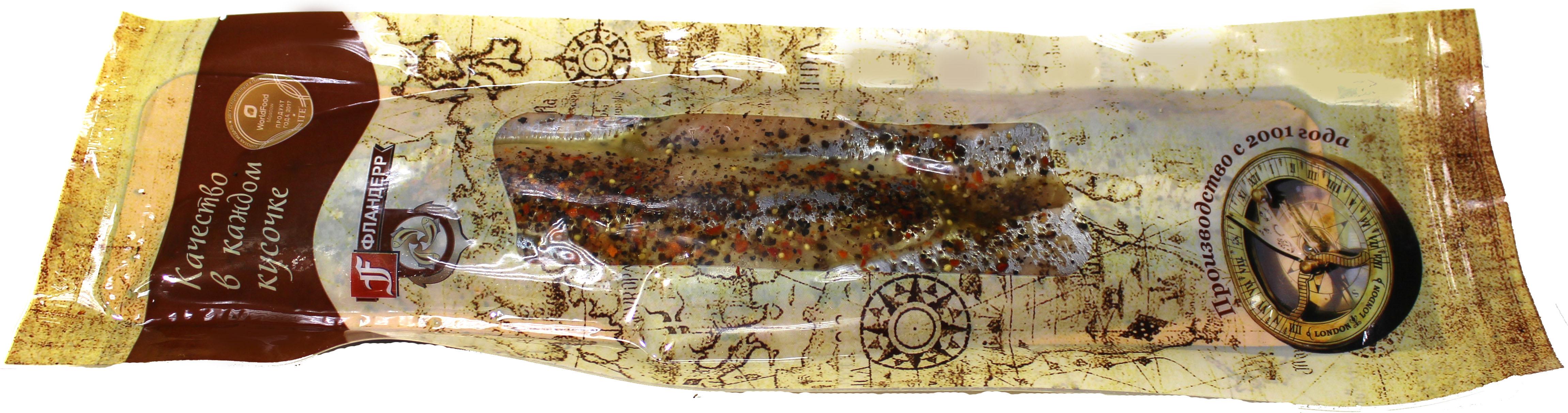 Сельдь филе с пряностями 250 г Image