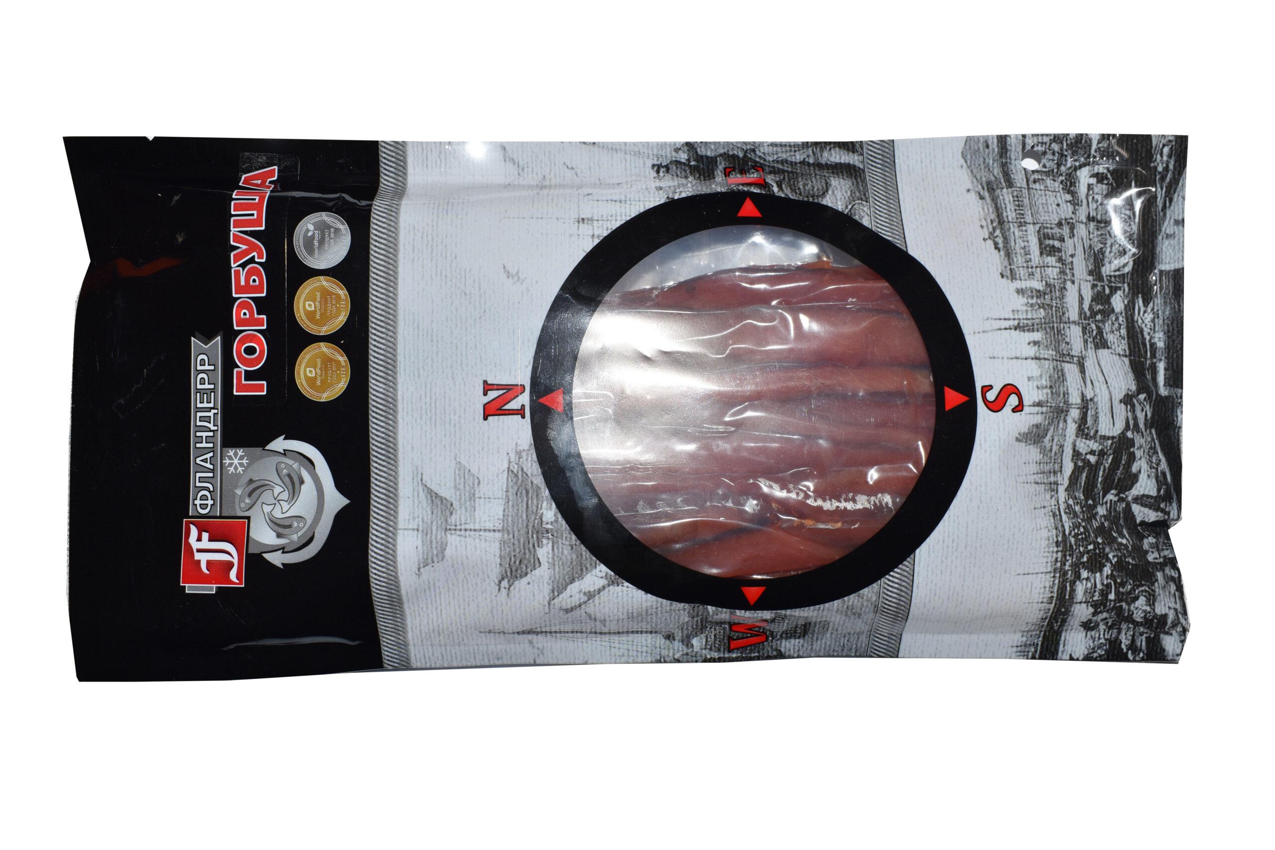 Палочки лососевые с дымком вял 200 г Image
