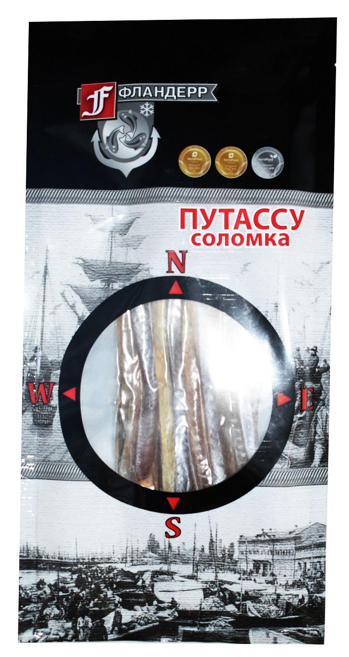 Путассу соломка вяленая 50 г в/у Image