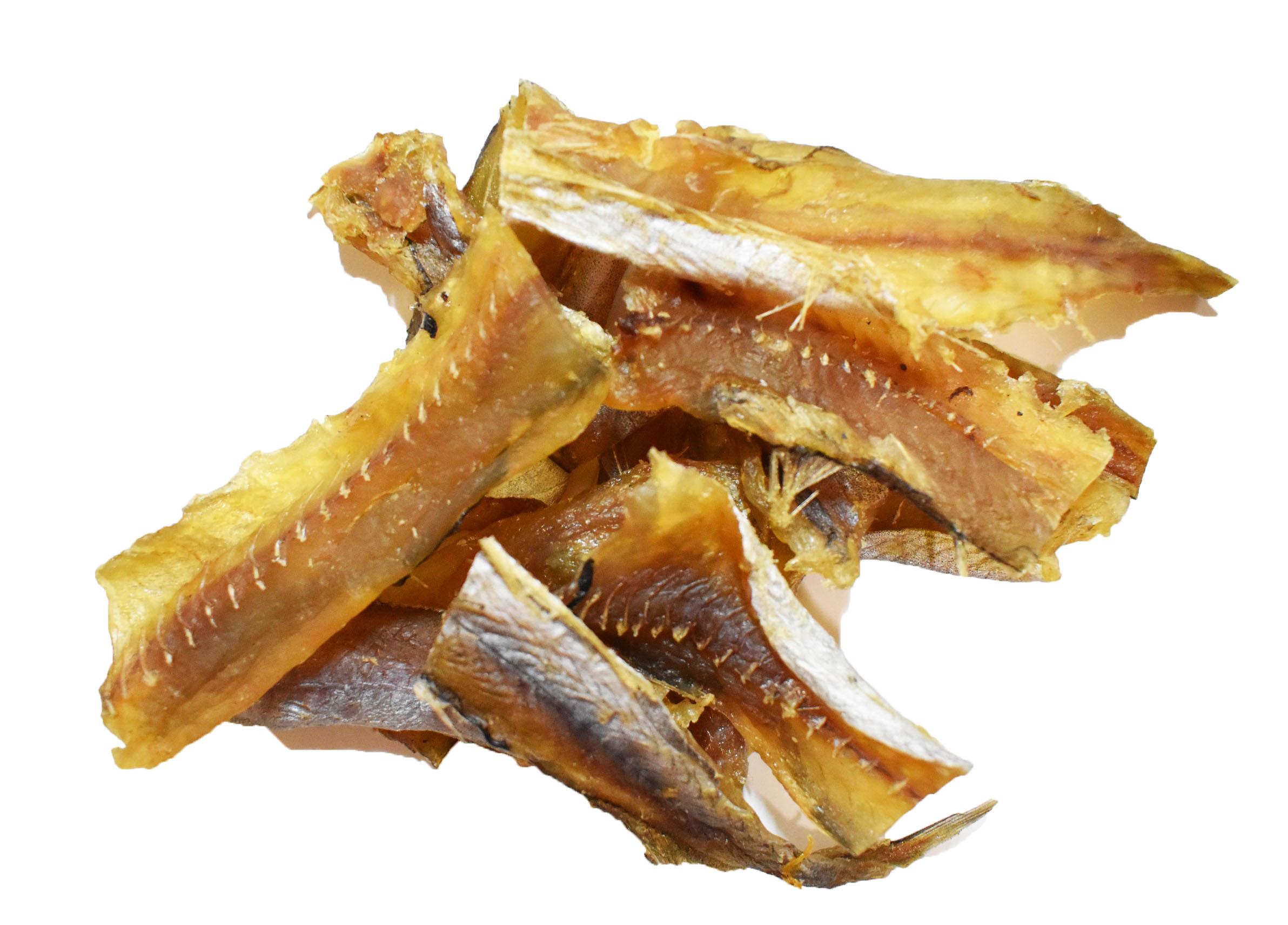 Янтарная рыбка кусочки Image
