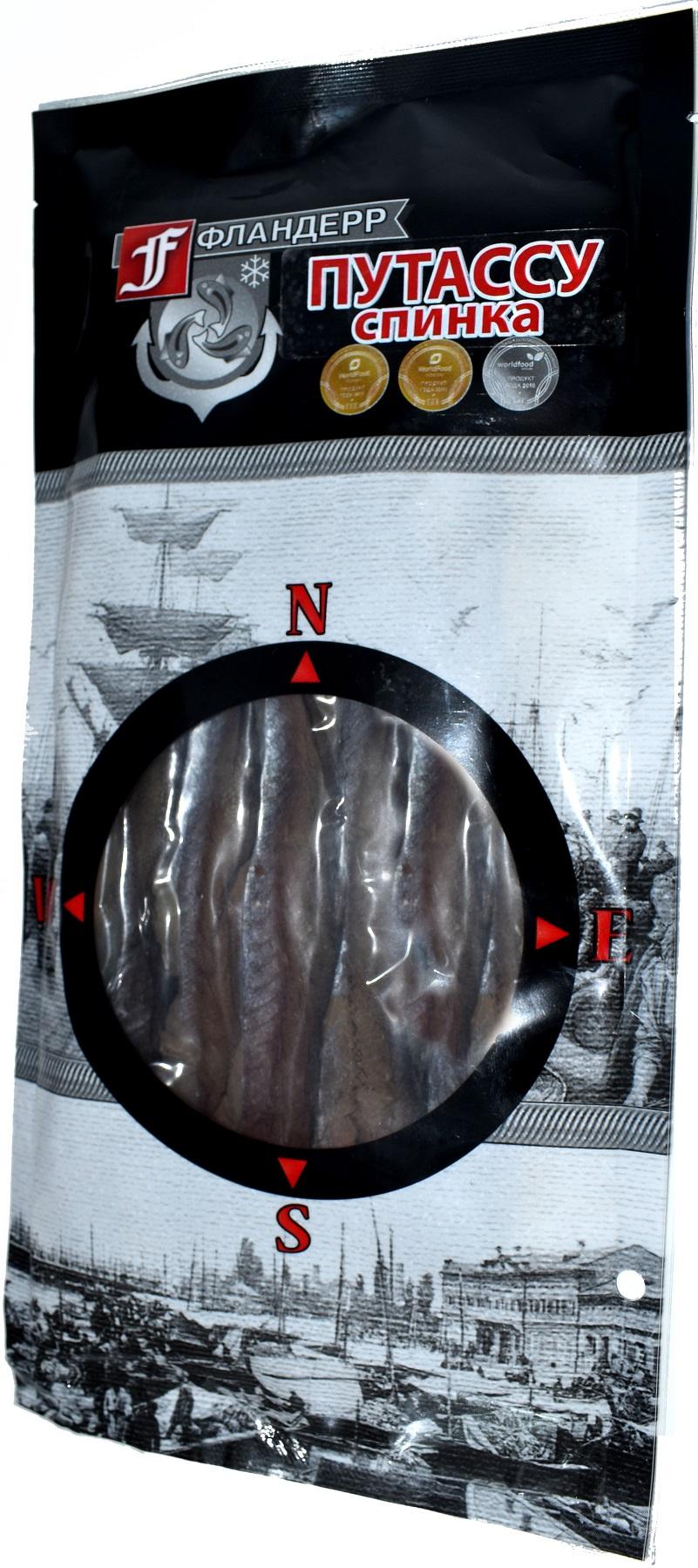 Путассу спинки вяленые 150 г п/п Image