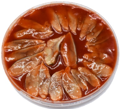 Сельдь Филе в томатном соусе 200 г п/б Image
