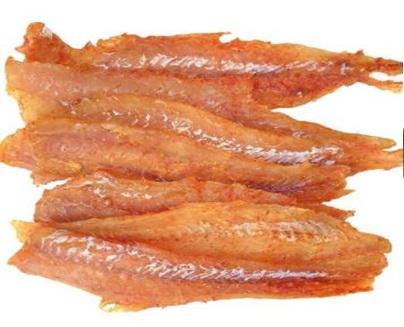 Янтарная рыбка спинка Image